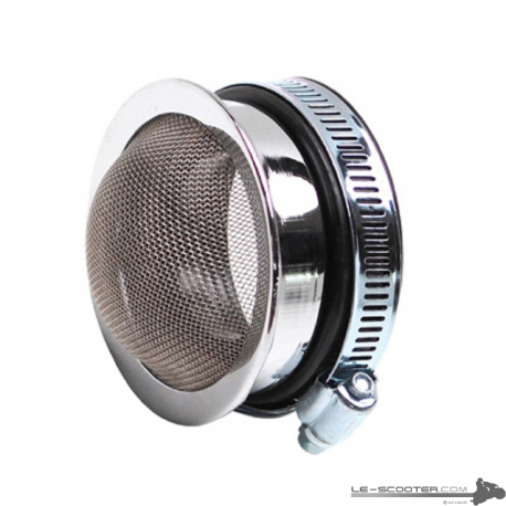 FILTRE A AIR REPLAY GRILLE BOMBEE CHROME