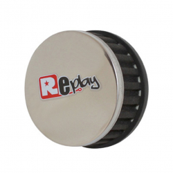 FILTRE A AIR REPLAY R BOX FD CHROME/NOIR