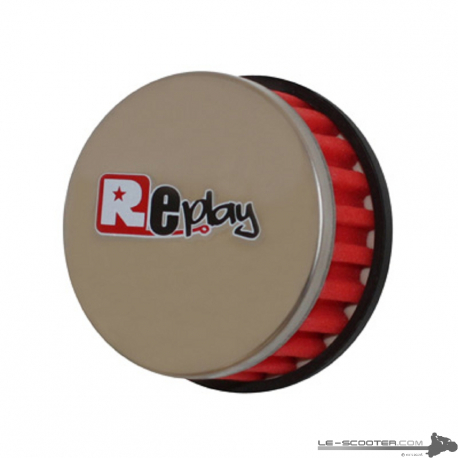 FILTRE A AIR REPLAY R BOX FD CHROME/ROUG