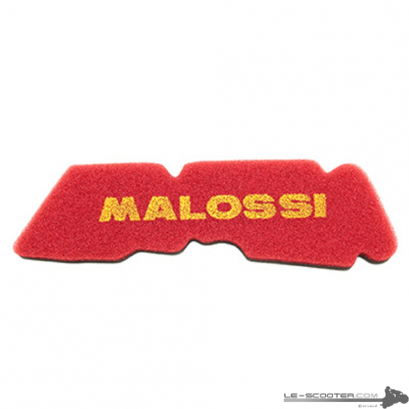 MOUSSE FILTRE A AIR SCOOT MALOSSI DOUBLE
