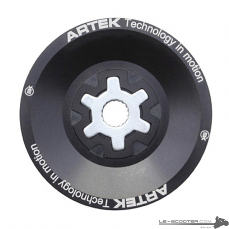 JOUE FIXE SCOOT ARTEK K1 CNC POUR MBK 50