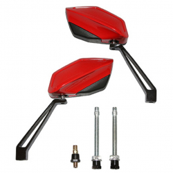 RETRO SCOOT REPLAY RACING ROUGE TIGE ALU