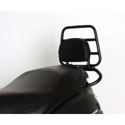 Porte bagages arrière rabattable avec coussin SYM Fiddle