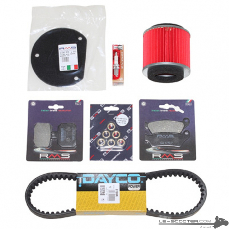 KIT ENTRETIEN MAXISCOOTER ADAPTABLE YAMA