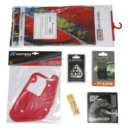 KIT ENTRETIEN SCOOT ADAPTABLE MBK 50 BOO
