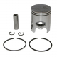 PISTON SCOOT ADAPTABLE MBK 50 BOOSTER  S