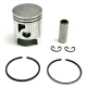 PISTON SCOOT AIRSAL POUR PIAGGIO 50 ZIP