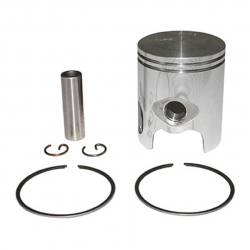 PISTON SCOOT ARTEK K2 ALU 2 SEGMENTS POU