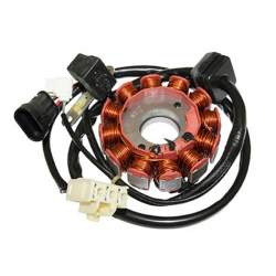 STATOR ALLUMAGE MAXISCOOTER ADAPTABLE VESPA